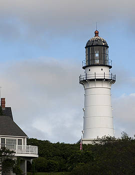 Portland Lighthouse by Charles  Ridgway