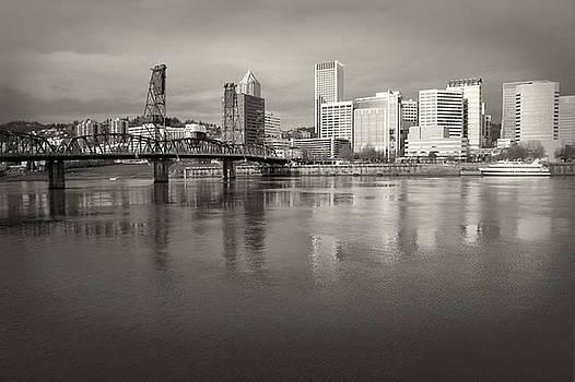 Portland Oregon by Steve Blair