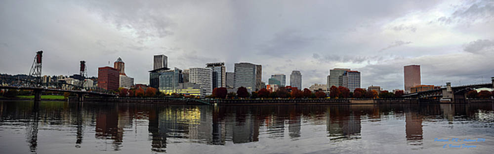 Portland Panoramic by Emerald Studio Photography
