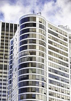 Portland Towers by Thomas Chamberlin