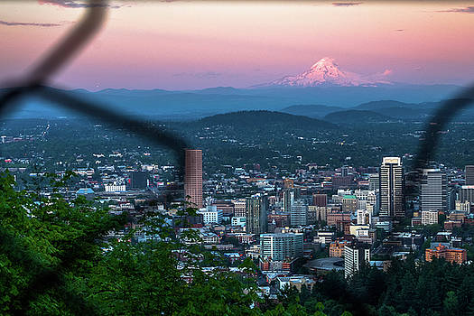 Portlandia by Aaron Hagen