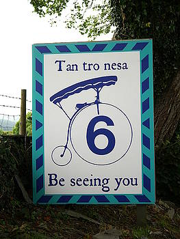 Richard Reeve - Portmeirion - The Prisoner - Be Seeing you
