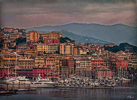 Porto Antico by Hanny Heim
