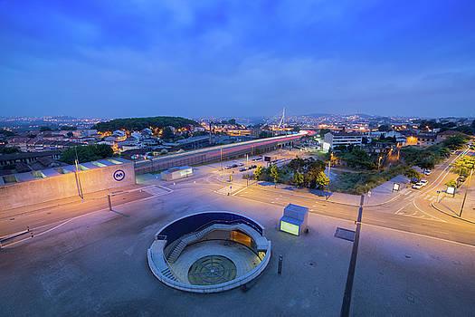 Porto by Estadio Dragao  by Bruno Rosa