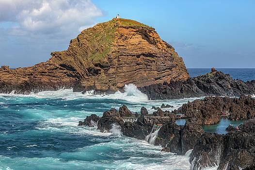 Porto Moniz - Madeira by Joana Kruse