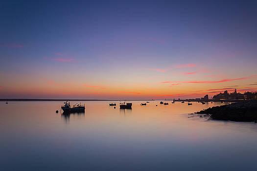 Porto Sunset by Bruno Rosa