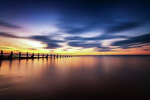 Portobello Beach by Scott Masterton