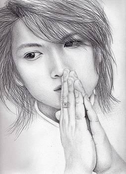 Portrait 2 by Angela Qian
