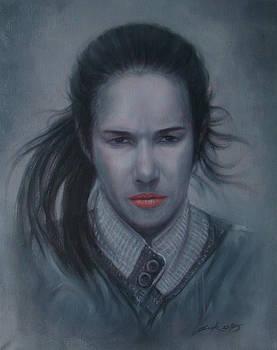 Portrait- Aon by Jack No War