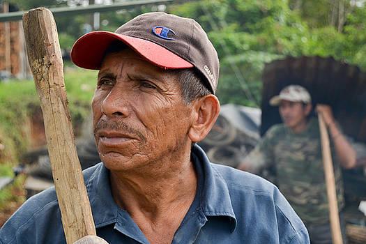 Kevin - Portrait Coffee Farm Worker