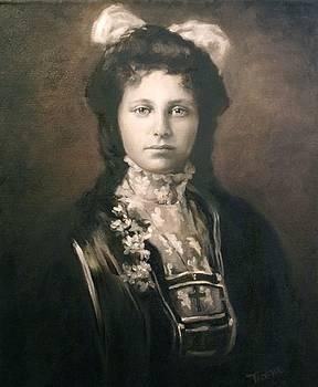 Portrait Example3 by Patti Trostle
