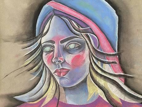Portrait by Katie McGuire