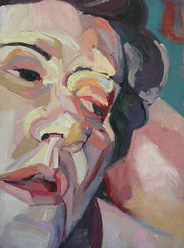 Portrait by Laura Wilson