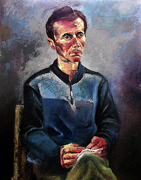 Portrait by Machukov Dejan