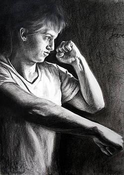Portrait by Maryn Crawford