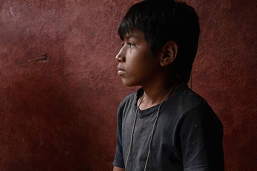 Kevin - Portrait Nicaraguan Boy
