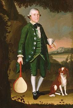 Williams William - Portrait Of A Boy Probably Of The Crossfield Family 1775