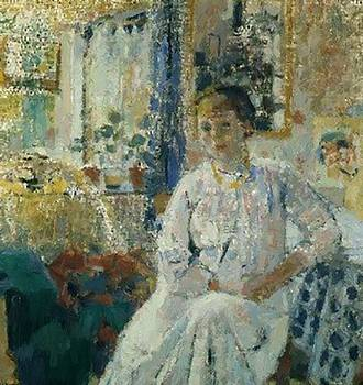 Wouters Rik - Portrait Of A Lady 1912