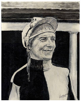 Portrait of a Winner by Liam O Conaire