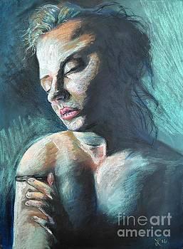Portrait of a Woman by Lauren Nitka