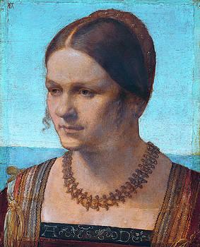 Albrecht Durer - Portrait of a young Venetian Lady