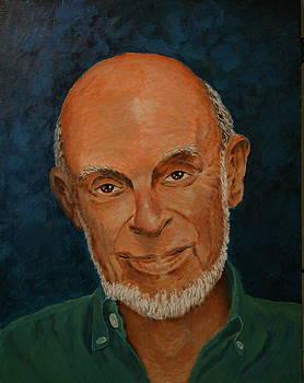 Portrait of Alan by Dan Koon