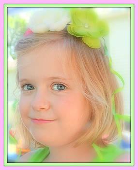 Portrait of an Angel by Lori Pessin Lafargue
