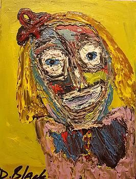 Portrait of Finja by Darrell Black