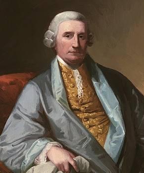 West Benjamin - Portrait Of Henry Middleton