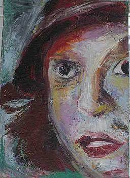 Portrait Of Her Beauty by Ivana  Egic