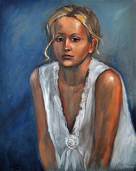 Portrait of Jenny by Gayle Bell