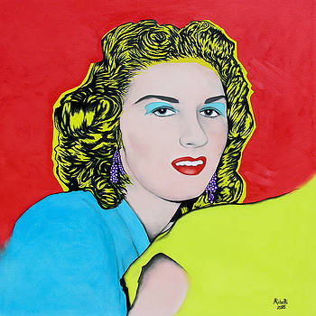 Joe Michelli - Portrait of My Mother