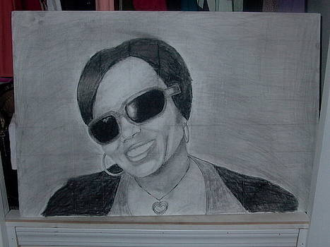 Portrait of Nikki by Earl Johnson