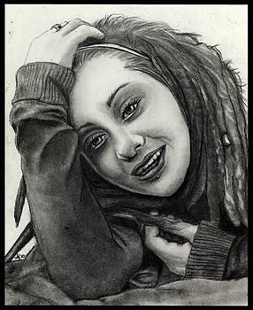 Portrait of Patricia by Alycia Ryan