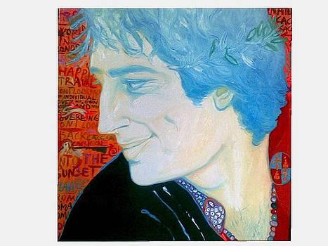 Portrait of prince Flavio Chigi by Beatrice Feo Filangeri