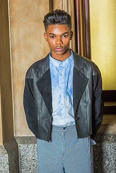 Alexander Image - Portrait of School Boy 15042624