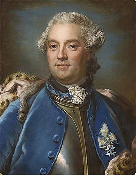 Portrait of the Ambassador and the General by Gustaf Lundberg