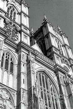 Portrait Of Westminster Abbey by John S