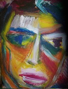 Portrait Of Woman by Ivana  Egic