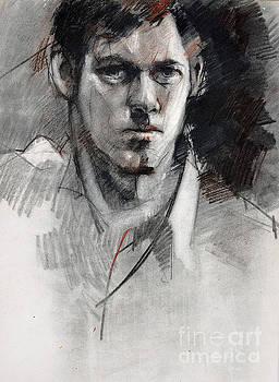 Portrait by Roger Parent