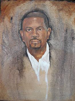 Portrait by Troy Krege