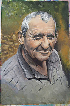 Portret by Larisa M