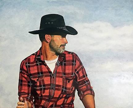 Portugeuse Cowboy by Stephen Janton