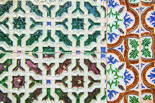 David Letts - Portuguese Handmade Tile