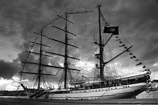 Gaspar Avila - Portuguese tall ship