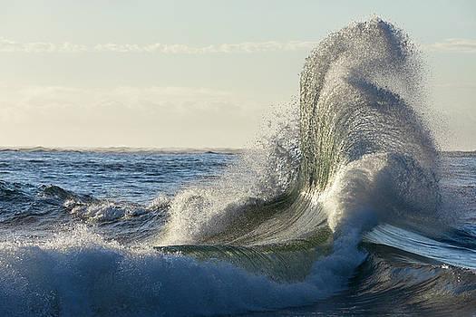 Poseidon's Throne by Sean Davey