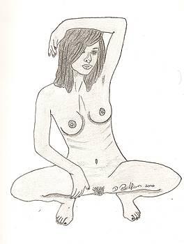 Posing For You by Darryl Redfern