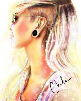 Positive Aura by Chelsea Perez