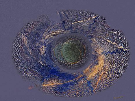 Possible Asymmetric Big Bang 2 by David Klaboe