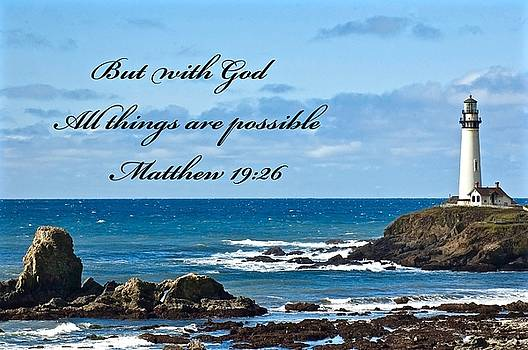Possible with God by Charlotte D Ottilo